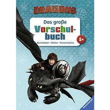 Buch - Dreamworks Dragons: Das große Vorschulbuch