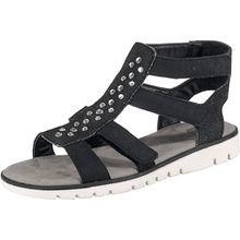 Sandalen  schwarz Mädchen Kinder