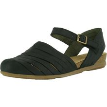 EL NATURALISTA Klassische Sandalen schwarz Damen