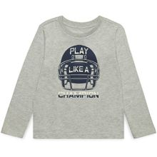 "Esprit Langarmshirt ""Play like a Champion"""
