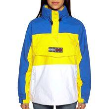 Tommy Jeans Jacke in gelb für Damen