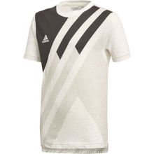 ADIDAS PERFORMANCE T-Shirt 'X' beige / basaltgrau