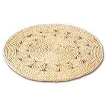 Tischset rund, natur, Ø 40cm