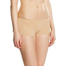Calvin Klein Damen Hipster PURE SEAMLESS, Gr. 34 (Herstellergröße: XS), Beige (BARE 20N)