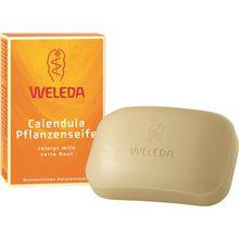 Weleda Körperpflege Hand- und Fußpflege Calendula Pflanzenseife 100 g