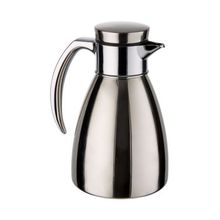 BUTLERS HOUSE BLEND Tee-/Kaffeekanne 1l, silber