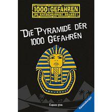 Buch - Die Pyramide der 1000 Gefahren