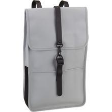 Rains Laptoprucksack Backpack Stone (14 Liter)