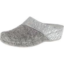 ROHDE Amalfi Pantoffeln grau Damen