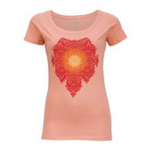 Marmot - Emmy Tee Shortsleeve Damen Multisportshirt (rot) - M