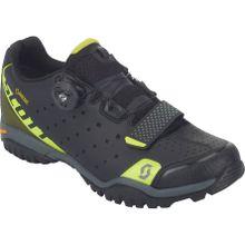 Scott - Sport Trail Evo Gore-Tex Herren Mountainbikeschuh (schwarz/gelb) - EU 46 - US 11,5