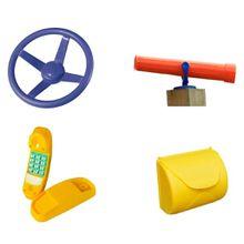 ABUKI Spielzeug Spiel Set