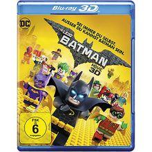 BLU-RAY The LEGO Batman Movie 3D Hörbuch