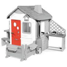 Smoby Haustür Neo Jura Lodge  Kinder