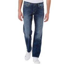 CROSS Jeans Antonio - Slightly Tapered - Deep Blue
