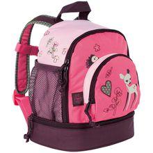 Lässig Kindergarten Rucksack 4kids, Mini Backpack Little Tree, Fawn pink Mädchen