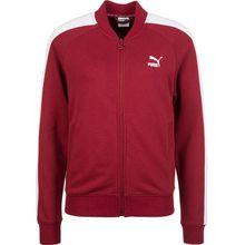Puma Classics T7 Track Jacke Damen rot/weiß Damen