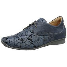 Think! Damen Chilli Derby, Blau (Saphir/Kombi 90), 41 EU