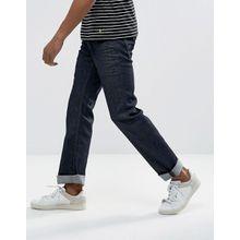 Diesel - Larkee - Gerade geschnittene Jeans in 084HN Rinse Wash - Navy