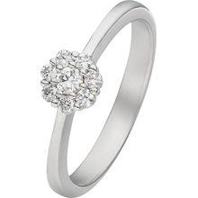CHRIST Diamonds Ring silber