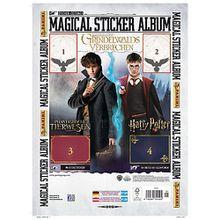 Harry Potter Phantastische Tierwesen 2 Sammelalbum (Sticker-Zeitung)