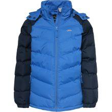 TRESPASS Winterjacke 'SIDESPIN' für Jungen blau / schwarz
