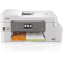 Brother Tintenstrahl-Multifunktionsdrucker »MFC-J1300DW 4in1«