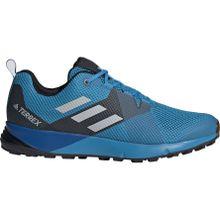 adidas Performance - Two Herren Trailrunningschuh (blau) - EU 48 - UK 12,5