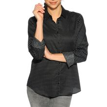 Milano Bluse in schwarz für Damen