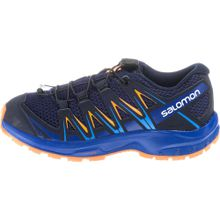SALOMON Outdoorschuhe 'XA PRO 3D J' blau / orange