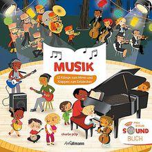 Buch - Mein erstes Soundbuch: Musik, mit Soundeffekten