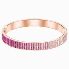 Luxury Armreif, rosa, rosé Vergoldung