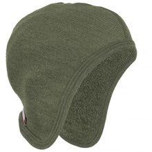 Woolpower - Helmet Cap 400 Helmmütze - Mütze Gr One Size schwarz/braun/oliv;schwarz