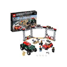 LEGO® Rallyeauto 1967 Mini Cooper S und Buggy 2018 Mini John Cooper Works (75894), »LEGO® Speed Champions«