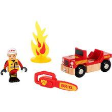 BRIO Spielpäckchen Feuerwehr