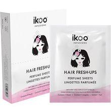 ikoo Haarpflege Infusions Hair Fresh-Ups Perfume Sheets 8 Stk.