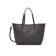 Karl Lagerfeld Logo-Shopper K/Stripe