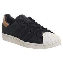 Adidas Sneaker Women Superstar 80S BB2057 Schwarz, Schuhgröße:39 1/3