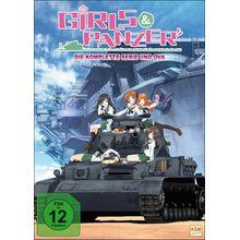 DVD »Girls & Panzer 1«