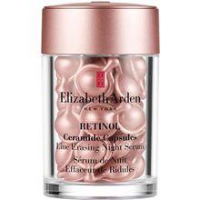 Elizabeth Arden Pflege Ceramide Retinol Ceramide Capsules Line Erasing Night Serum 30 Stk.