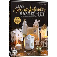 Buch - Das Adventskalender Bastel-Set