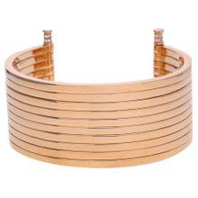JOOP! Armreif 'Stripes JPBA00001C580' rosegold