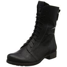 Think! Damen Denk_181023 Desert Boots, Schwarz (Sz/Kombi 09), 37.5 EU