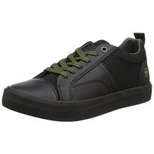 G-STAR RAW Damen Scuba Plateau Sneaker, Schwarz (Black), 36 EU
