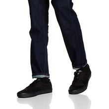Vans Era 59, Unisex-Erwachsene Sneaker, Schwarz (Mono T&l;/Black), 37 EU (4.5 UK)