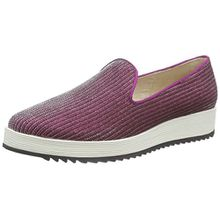 Buffalo Shoes 15BU0091 Glitter, Damen Slipper, Violett (Purple 01), 41 EU