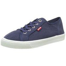 Levi's Damen Malibu W Sneaker, Blau (Navy Blue), 40 EU