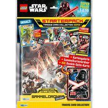 LEGO STAR WARS Trading Cards STARTER-PACK