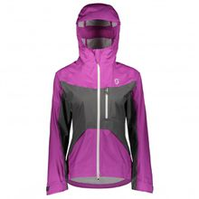 Scott - Women's Jacket Trail Mountain Dryo 20 - Regenjacke Gr L;M;S;XL;XS rosa/schwarz