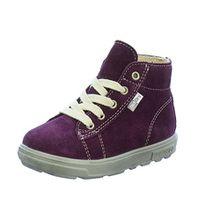 Ricosta 27-26500 Zaini Mädchen Sneaker Lammwolle Weite mittel Out Dry, Größe:28;Farbe:Violett